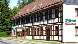 Hotel-Pension-Cafe Wolfsbach - Zorge