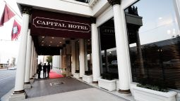 Exterior view CAPITAL HOTEL