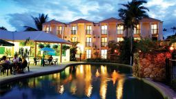 Exterior view Bohemia Resort Cairns