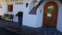 Exterior view Heike Hotel-Pension