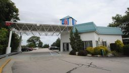 Exterior view MOTEL 6 WARWICK RI - PROVIDENCE AIRPORT