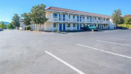 Exterior view MOTEL 6 REDDING SOUTH