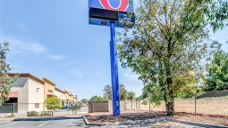 Exterior view MOTEL 6 TRACY
