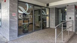 Exterior view Quality Suites Fremantle