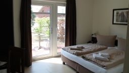 Room with balcony Usedom-Bike-Hotel & Suites
