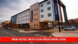 Buitenaanzicht TRAVELODGE IPSWICH