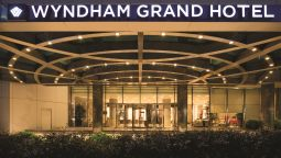 Exterior view Wyndham Grand Istanbul Europe