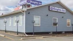 Exterior view KNIGHTS INN WOODSTOCK