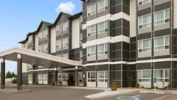 Exterior view Microtel Inn & Suites By Wyndham Lloydminster