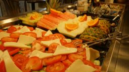 Breakfast buffet City-Comfort-Hotel Burghausen
