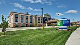 Exterior view Holiday Inn Express HUTCHINSON