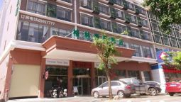 Exterior view Green Tree East Train Station East Fengxiang Road Business Hotel