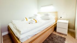 Pokój typu junior suite GO Apartments