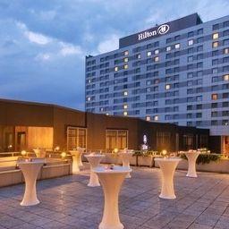 Hilton Hotel Düsseldorf und Restaurant Max
