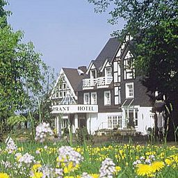 Albus Panoramahotel Hotel