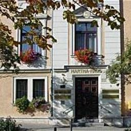 Hotel Martha Haus In Halle Saale Adam Kuckhoff Str 5