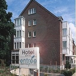 Entree Hotel Gross Borstel In Hamburg Borsteler Chaussee 168