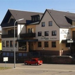Ross, Hotel und Gasthof, Fam. Ries