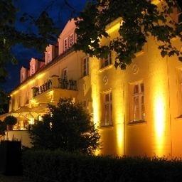 Parken BBI - Schloss Diedersdorf
