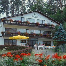 Haus Waldesruh Hotel-Restaurant J. Große