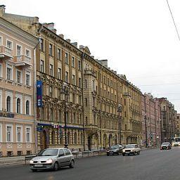 Атмосфера на Невском 163