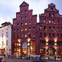 Scheelehof - 4* Hotel • Gastronomie • Rösterei