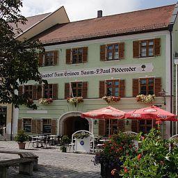 Zum Grünen Baum Hotel
