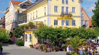 Hotel Helvetia Wellness & Spa Domizil - 4 star hotel in Lindau