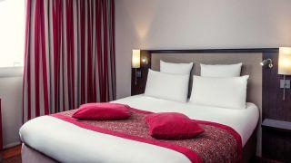 Hôtel mercure saint quentin en yvelines centre montigny le