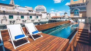 Hotel Iberostar Las Letras Gran Vía 4 Hrs Star Hotel In Madrid