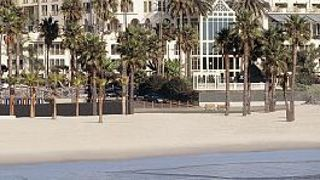 Loews Santa Monica Beach Hotel Hôtel