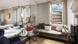 Hotel Palazzo Manfredi Relais Chateau 5 Hrs Star Hotel