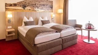 Weserschiffchen Hotel Restaurant Porta Westfalica 3 Sterne Hotel