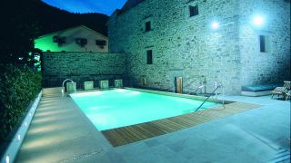 hotel delle terme santa agnese bagno di romagna - 4 hrs sterne hotel