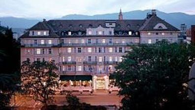 Hotelempfehlung - Parkhotel Laurin - Bolzano
