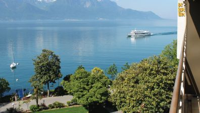Hotelempfehlung - Hotel Royal Plaza Montreux & Spa - Montreux