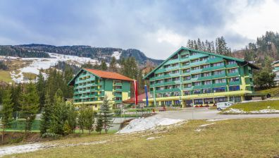Hotelempfehlung - Hotel Alpine Club by Diamond Resorts - Rohrmoos-Untertal