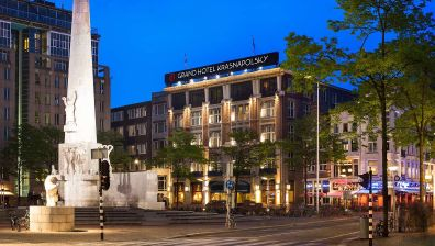 Hotelempfehlung - NH Collection Amsterdam Grand Hotel Krasnapolsky - Amsterdam