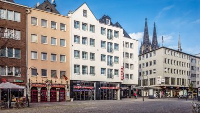 Hotelempfehlung - Hotel CityClass Residence am Dom - Cologne