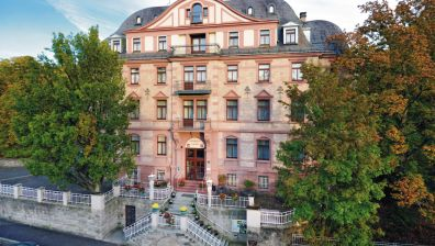 Hotelempfehlung - Dappers Hotel Spa Genuss - Bad Kissingen