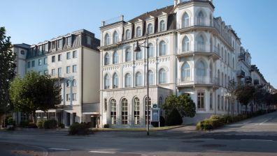 Hotels In Bad Homburg Kur Und Kongressstadt Mit Tradition