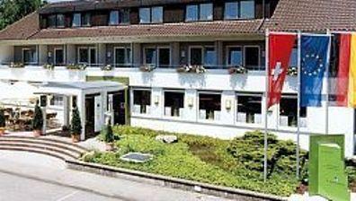 Hotels in Bad Säckingen an der deutsch-schweizerischen Grenze