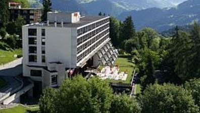 Hotelempfehlung - Hotel Central Residence - Leysin