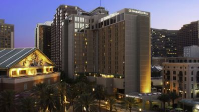 Hotelempfehlung - Hotel DoubleTree by Hilton New Orleans - New Orleans (Louisiana)