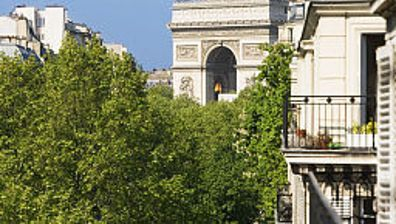 Hotelempfehlung - Hotel Champs Elysees Friedland - Paris