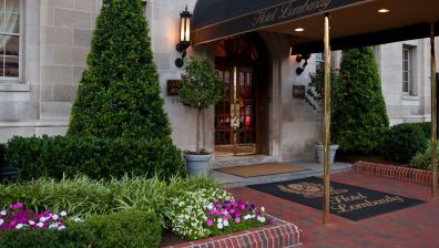 Hotelempfehlung - Hotel Lombardy - Washington (District of Columbia)