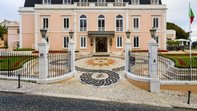 Hotelempfehlung - Olissippo Lapa Palace The Leading Hotels of the World - Lissabon