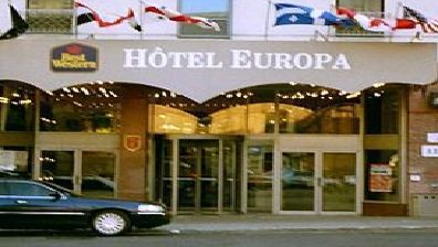 Hotelempfehlung - Best Western Plus Montreal Downtown-Hotel Europa - Montreal