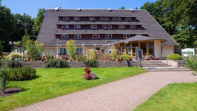 Hotelempfehlung - Hotel Forsthaus Langenberg - Usedom