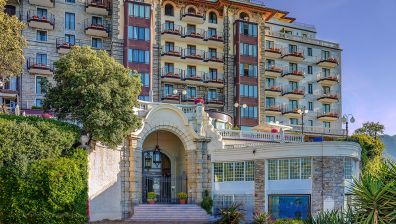Hotelempfehlung - Excelsior Palace Hotel - Rapallo